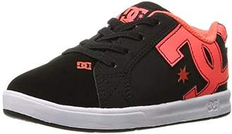 DC Court Graffik Elastic UL Sneaker (Toddler)