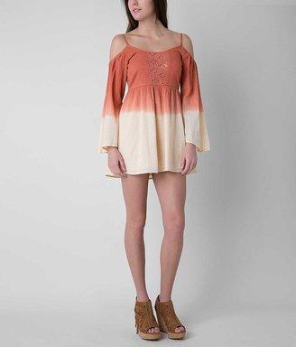 Element Lulu Cold Shoulder Dress $49.50 thestylecure.com