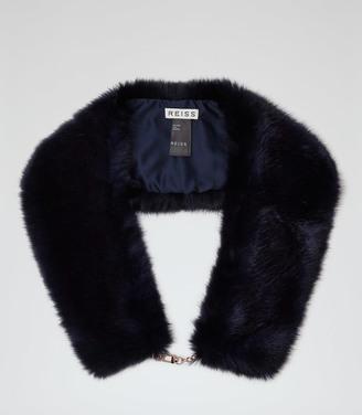 Pixie FAUX-FUR STOLE $145 thestylecure.com
