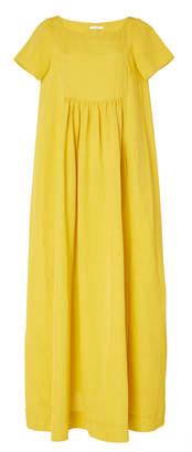 Co Short Sleeve Ankle Length Dress