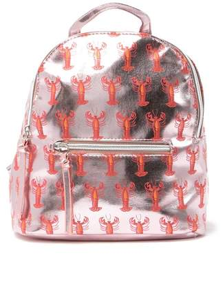 T-Shirt & Jeans Mini Lobster Backpack