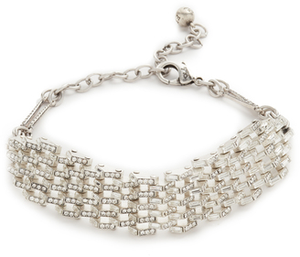 Lulu Frost Satellite Wide Choker Necklace $513 thestylecure.com