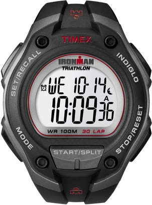 Timex Men's Ironman Triathlon 30-Lap Digital Chronograph Watch - T5K4179J