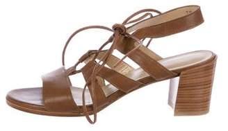 Stuart Weitzman Tie Girl Chorus Sandals