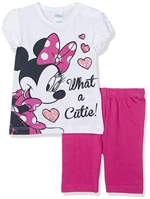 Disney Baby Girls' 45384L/AZ Playsuit,(Size:6/9)