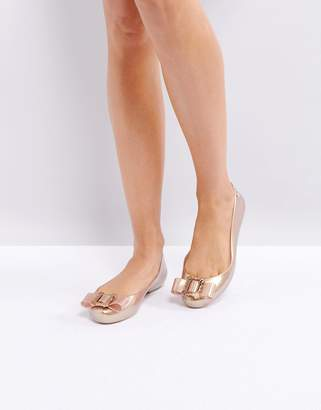 Melissa Space Love Flat Ballerina