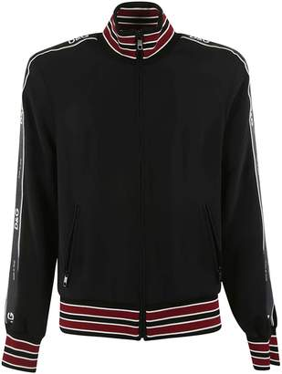 Dolce & Gabbana Zipped Sports Jacket