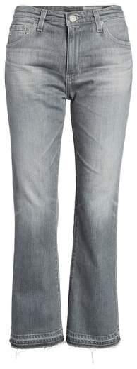 The Jodi Crop Flare Jeans