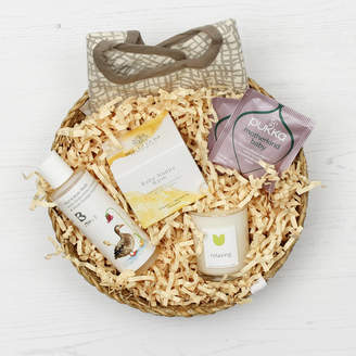 green tulip ethical living New Baby Gift Basket
