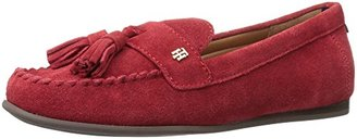 Tommy Hilfiger Women's Finis Slip-On Loafer $79 thestylecure.com