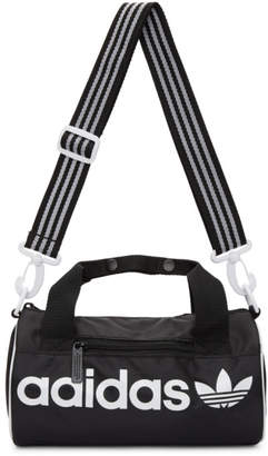 adidas Black Small Santiago Duffle Bag