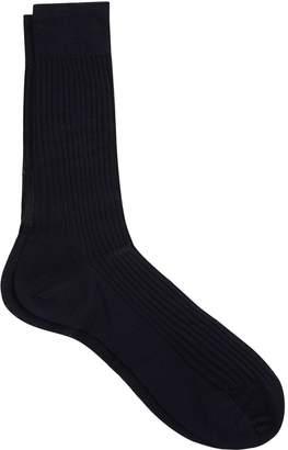 Pantherella Egyptian Cotton Lisle Short Sock