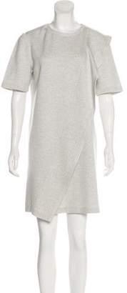 St. John Wool Knee-Length Dress w/ Tags