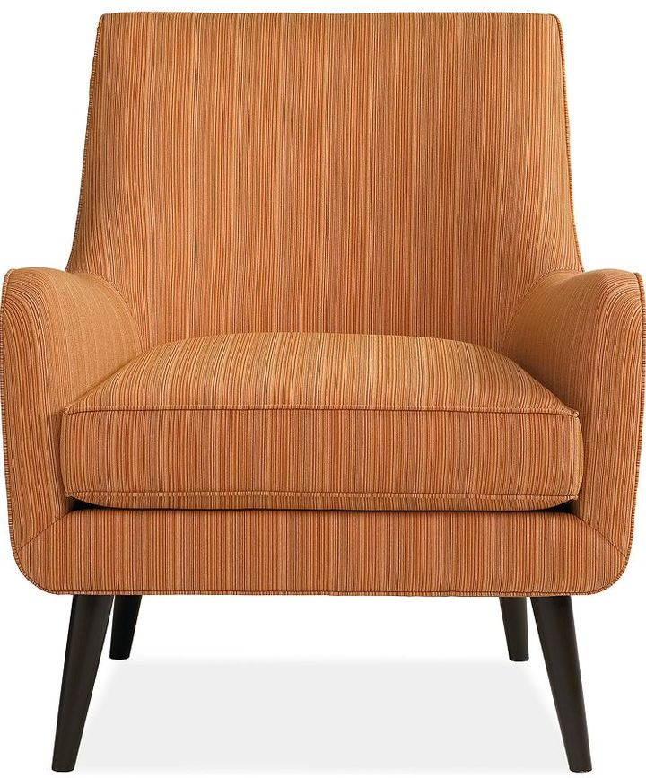 Quinn Chair in Bezel Spice