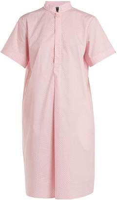 A.P.C. Agadir cotton shirtdress