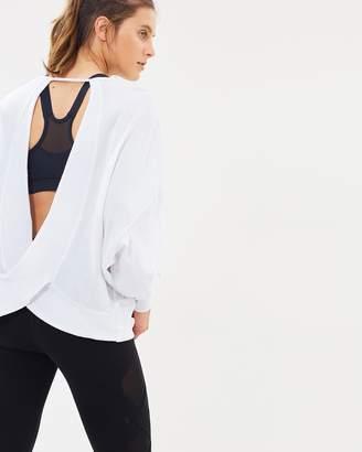 DKNY Criss Cross Sweatshirt