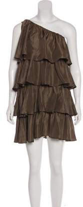 Paul & Joe Sister Silk Tiered Dress