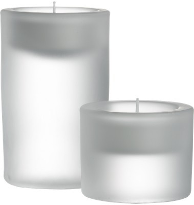 Frost Candleholders