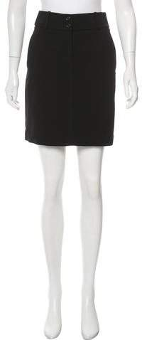 Michael Kors Straight Mini Skirt