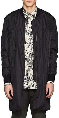Barneys New York Lot 78 x Men's Grosgrain-Accented Tech-Fabric Jacket