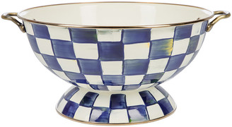 Mackenzie Childs MacKenzie-Childs - Royal Check Everything Bowl