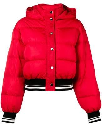 MSGM short padded jacket