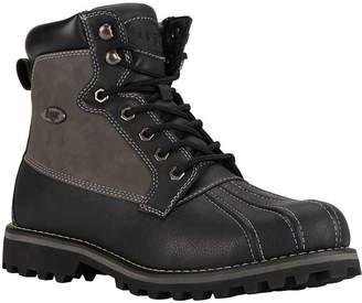 Lugz Mallard Mens Slip Resistant Work Boots