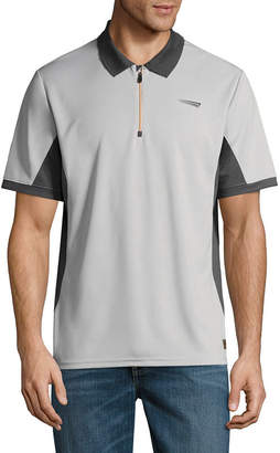COPPER FIT Copper Fit Short Sleeve Polo Shirt