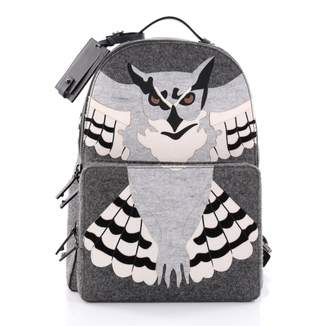 Valentino Wool backpack