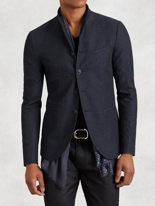 Leopard Jacquard Jacket $1,098 thestylecure.com