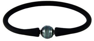 Splendid Pearls Tahitian 10-11mm Freshwater Pearl Bracelet