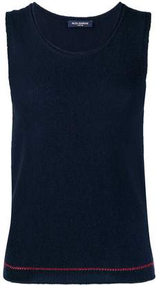 Piazza Sempione knitted cashmere top