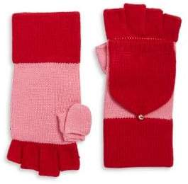 Kate Spade Colorblock Gloves