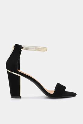 2e92ccfe469d Ardene Black Women s Sandals - ShopStyle