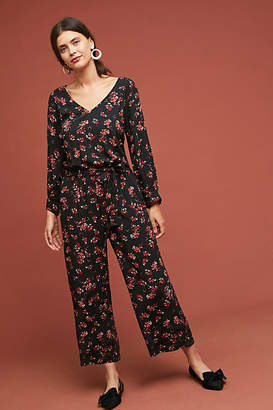 Velvet by Graham & Spencer Freddy Floral Jumpsuit