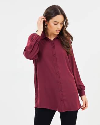 Wallis Back Pleat Shirt