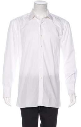 Turnbull & Asser Woven Dress Shirt