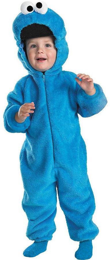 Sesame StreetSesame Street Cookie Monster Costume - Toddler