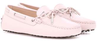 Tod's Gommino Double T leather loafers