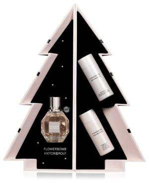 Viktor & Rolf Flowerbomb Tree Holiday Gift Set- 150.00 Value