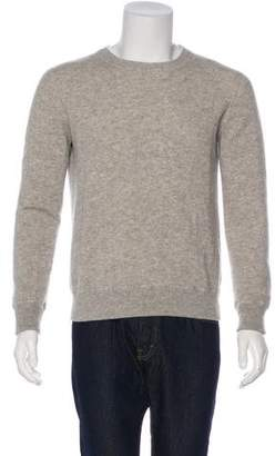 Michael Kors Cashmere-Blend Crew Neck Sweater