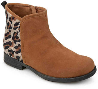 Journee Collection Marlow Toddler & Youth Boot - Girl's