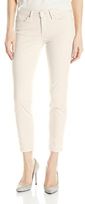Calvin Klein Jeans Women's 5 Pocket Cropped Color Driver $29.91 thestylecure.com