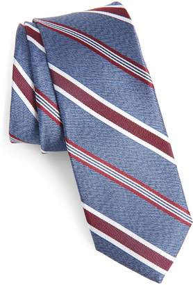 1901 Astible Stripe Silk Tie