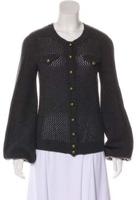 Marc Jacobs Wool Knit Cardigan