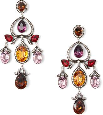 Ralph Lauren Cosmic Chandelier Earrings