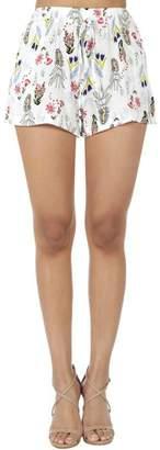Alythea Printed Shorts
