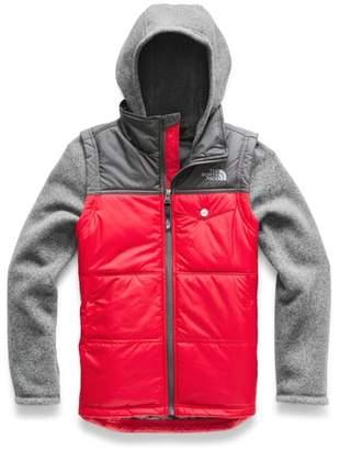 The North Face Gordon Lyons Varsity Vest Jacket