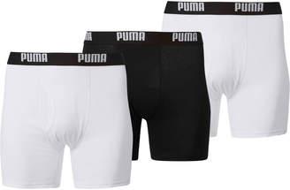 Mens Fashion Volume Cotton Boxer Briefs