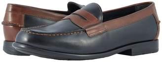 Nunn Bush Drexel Moc Toe Penny Loafer with KORE Walking Comfort Technology Men's Slip on Shoes